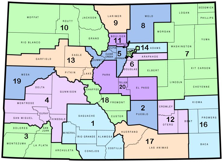 Aurora Co Zip Code Map | fysiotherapieamstelstreek